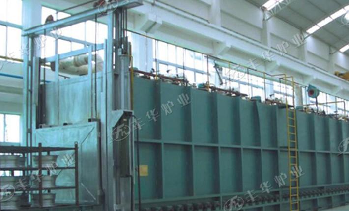 铝合金固溶时效炉价格