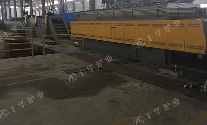 网带式调质生产线厂家